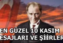 En anlamlı 10 Kasım mesajları, şiirleri Atatürk resimleri...