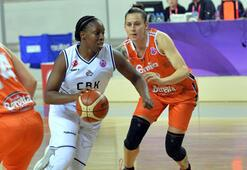 Çukurova Basketbol - Famila Schio: 73-81