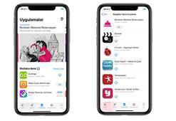 Harika Sevgililer Günü önerileri için App Store'a göz atın