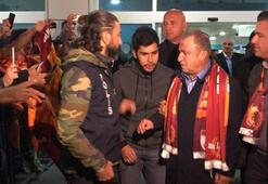 Galatasaraya Kayseride büyük ilgi