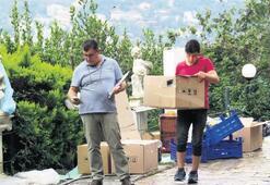 Adnan Oktar'ın villasını boşaltma işlemi sürüyor