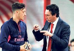 Emery, Mesut'un satılmasını istedi