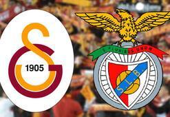 Galatasaray - Benfica maçı saat kaçta hangi kanalda yayınlanacak