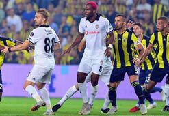Fenerbahçe - Beşiktaş: 1-1 (İşte maçın özeti)