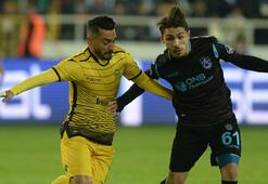 Yeni Malatyaspor -  Trabzonspor: 5-0