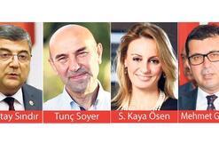 İzmir'de başkan adayı bolluğu