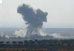 Koalisyon güçlerinin Deyrizordaki saldırılarında 10 sivil öldü