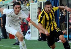 İstanbulspor - Adanaspor: 1-1