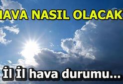 Hafta sonu hava durumu nasıl olacak İstanbul, İzmir, Ankara...