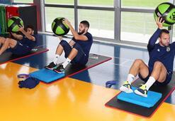 Fenerbahçede Alanya hazırlıkları başladı