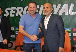 Alanyaspor, Sergen Yalçınla sözleşme imzaladı