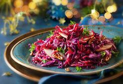 Kırmızı lahana salatası tarifi