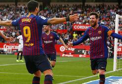 Barcelonada Lionel Messi resitali