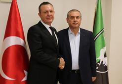 Denizlispor'da yeni başkan Ali Çetin