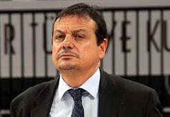 """Ergin Ataman: """"Avrupa basketbolunda saçma bir sistem var"""""""