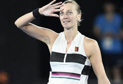 Kvitova 5 yıl sonra finalde