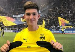 Borussia Dortmunda Boca Juniorstan transfer