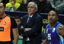 Zeljko Obradovic: Oyuncularım bunu hak ediyor
