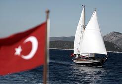 Denizcilikte Türk bayrağı damgası
