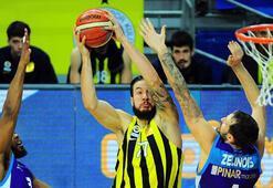 Fenerbahçe - Afyon Belediyespor: 92-68