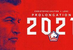 Christophe Galtier, 2021e kadar Lillede