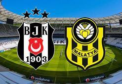 Beşiktaş Yeni Malatyaspor maçı saat kaçta, hangi kanalda Beşiktaşta yeni transfer ilk 11de
