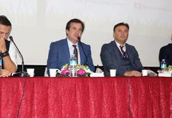 Ali Gültiken, Oğuz Çetin, Ergün Penbe ve Hami Mandıralı Hatayda