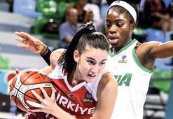 Nijerya - Türkiye: 74-68