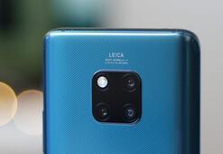 Huawei yeni yıl mesajını iPhoneden atınca ortalık karıştı