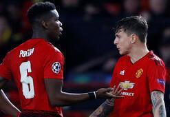 Manchester Unitedı PSG durdurdu