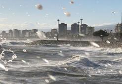 Son dakika... Meteoroloji tarih verdi Marmara Bölgesi...