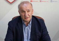 Necip Çarıkcı: Hiçbir zaman Türkiyede bir kulüp...