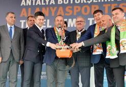 Alanyaspora 75 milyon TLlik tesis geliyor
