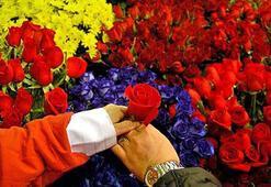 Çiçekçilerde Sevgililer Günü heyecanı