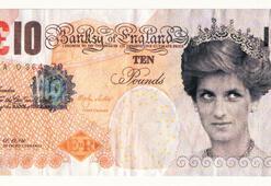 'Diana' banknotu British Museum'da