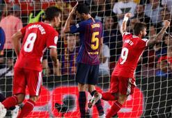 Barcelona - Girona: 2-2