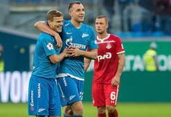 Zenit - Lokomotiv Moskova: 5-3