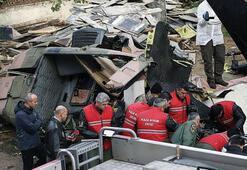 Son Dakika... Sancaktepedeki helikopter kazasında yaralanan asker şehit oldu