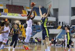 Mersin Büyükşehir Belediye: 93 - Fenerbahçe: 83