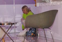 Aleyna Tilki yorgunluğunu attı
