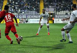 Afjet Afyonspor - Balıkesirspor Baltok: 1-1