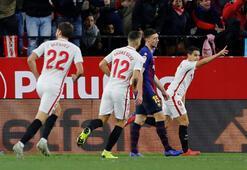Sevilla-Barcelona: 2-0