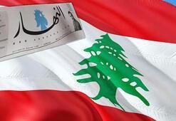 Lübnanda Nehar gazetesi boş sayfalarla çıktı