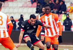 Boluspor - Adanaspor: 0-1