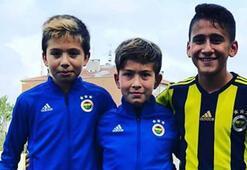 Rüştü Reçberin oğlu Fenerbahçeye transfer oldu