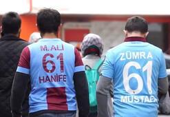Trabzon, derbi havasına girdi Zirve paylaşımı...