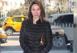 Demet Şener yanık bacaklarının fotoğrafını paylaştı