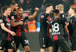 Leverkusen, Bayern Münihi dağıttı