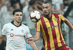 Beşiktaş - Evkur Yeni Malatyaspor: 2-1