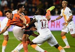Medipol Başakşehir - Galatasaray: 1-1